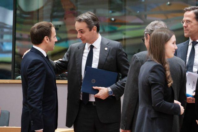 Μητσοτάκης: Πακέτο άνω των 70 δισ. για την Ελλάδα | tovima.gr