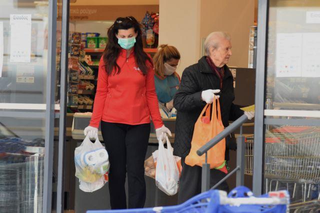 Κορωνοϊός: Επανέρχεται η μάσκα στα σούπερ μάρκετ – Υποχρεωτική για όλους   tovima.gr