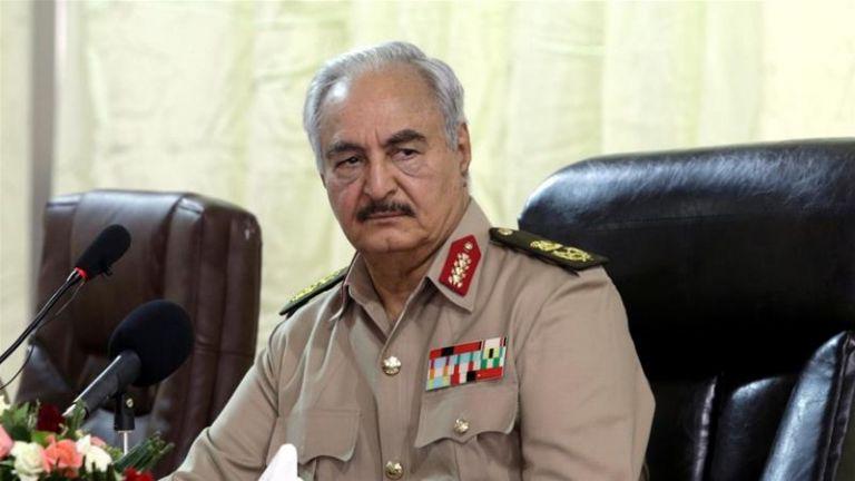 Λιβύη: Μία «τελευταία ευκαιρία» για εκεχειρία πρότειναν οι ΗΠΑ στον Χαφτάρ   tovima.gr