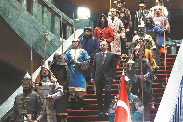 Ο νέος μύθος του Ερντογάν | tovima.gr