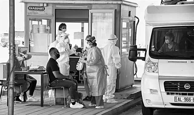 Τεστ… αντοχής στις πύλες εισόδου | tovima.gr