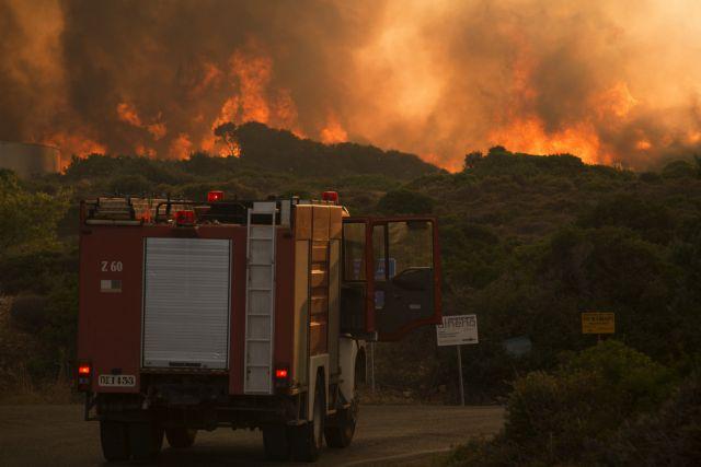 Φωτιά στα Κύθηρα : Έτοιμος να διεκδικήσει αποζημιώσεις ο δήμαρχος | tovima.gr