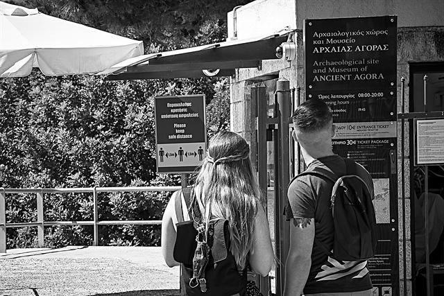 Οι ξενοδόχοι μεταξύ σφύρας και άκμονος | tovima.gr