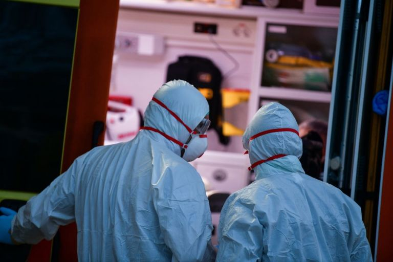 Σύψας στο MEGA: Για συλλογική ανοσία πρέπει να εμβολιαστεί το 70% του πληθυσμού | tovima.gr