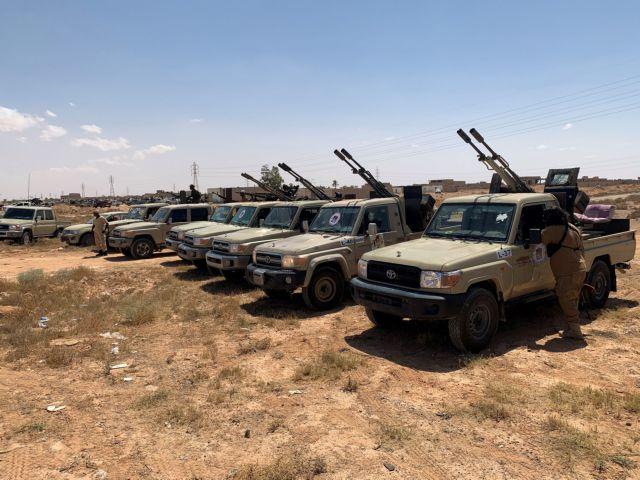 Ρωσία και Αίγυπτος υπέρ της ειρηνικής διευθέτησης στη Λιβύη | tovima.gr