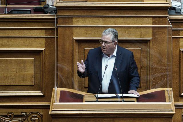 Κουτσούμπας: ΝΔ και ΣΥΡΙΖΑ εισπράττετε από τους συμμάχους σας δηλώσεις περί «αμφισβητούμενων υδάτων»   tovima.gr