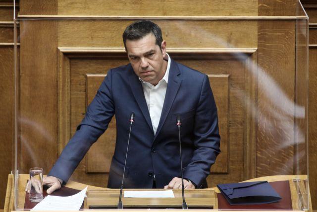 ΣΥΡΙΖΑ : Πώς ο Αλέξης Τσίπρας επιχειρεί να αλλάξει το κλίμα | tovima.gr