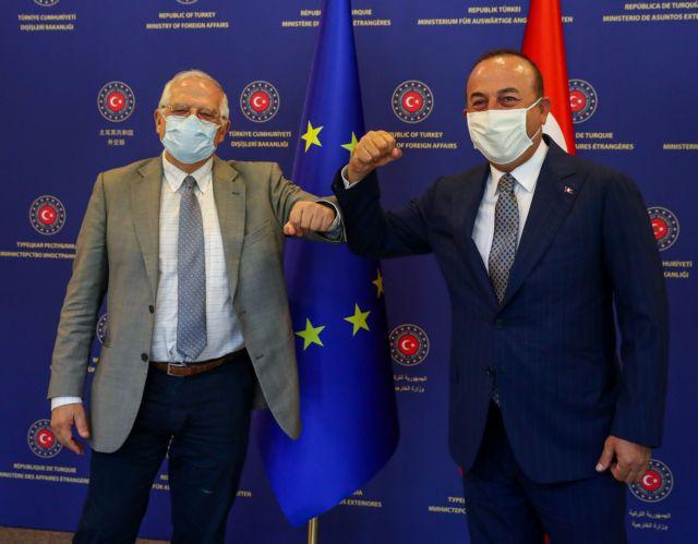 Επικοινωνία Μπορέλ με Τσαβούσογλου: «Ανάγκη αποκλιμάκωσης της έντασης»   tovima.gr