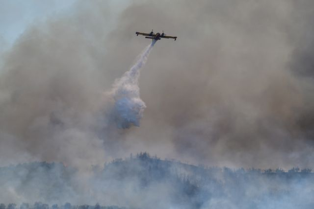 Πυρκαγιές σε Ηλεία και Κεφαλονιά – Συναγερμός στην Πυροσβεστική | tovima.gr
