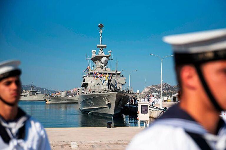 Στον στόλο του ΠΝ η πυραυλάκατος «Υποπλοίαρχος Καραθανάσης» - Ειδήσεις -  νέα - Το Βήμα Online