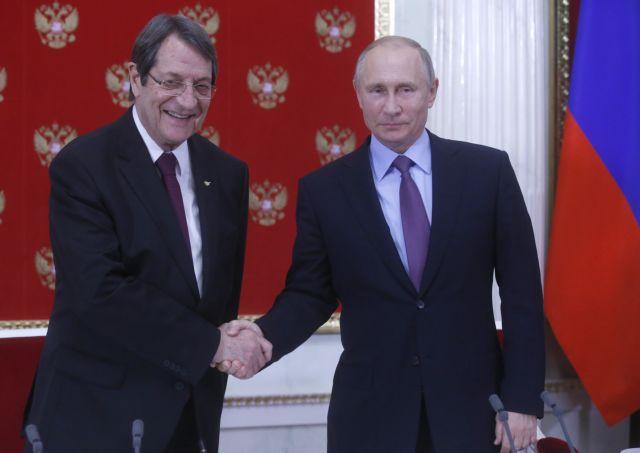 Αναστασιάδης – Πούτιν επικοινώνησαν για τις τουρκικές ενέργειες στην κυπριακή ΑΟΖ | tovima.gr
