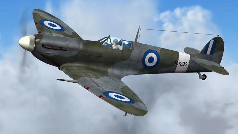 Το Spitfire επιστρέφει στους ελληνικούς ουρανούς | tovima.gr