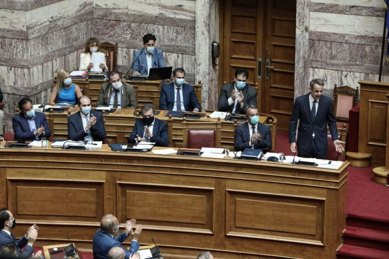 Βουλή: Έκλεισε για θερινές διακοπές – Kατατέθηκαν 100 νομοσχέδια   tovima.gr