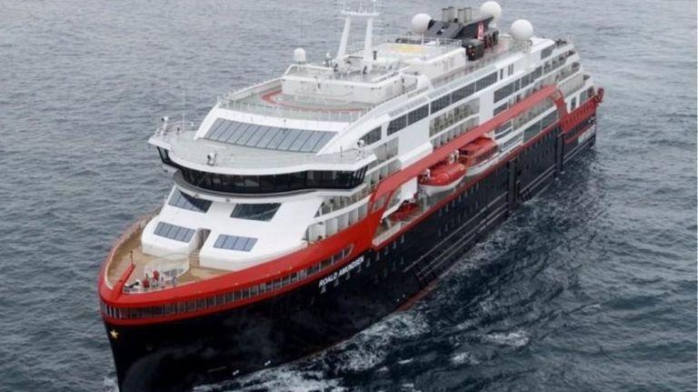 Κορωνοϊός: 33 κρούσματα σε κρουαζιερόπλοιο στη Νορβηγία   tovima.gr
