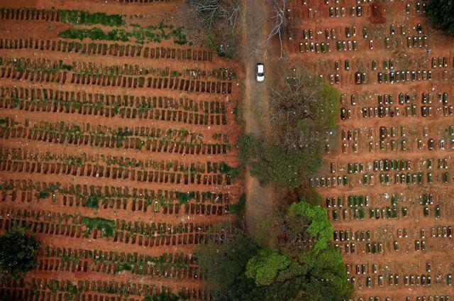 Η Βραζιλία ελπίζει ακόμη στην υδροξυχλωροκίνη | tovima.gr