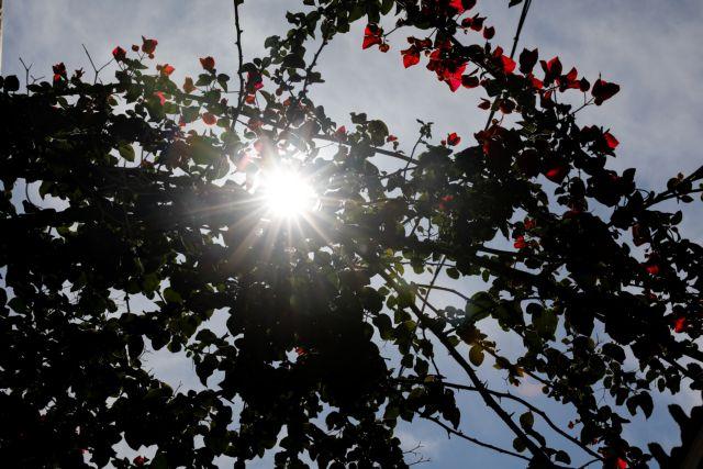 Καιρός: Ζέστη και μπόρες την Κυριακή   tovima.gr
