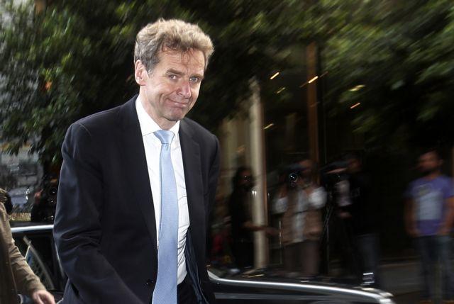 Πολ Τόμσεν: Πήρε σύνταξη ο «σκληρός» του ΔΝΤ | tovima.gr