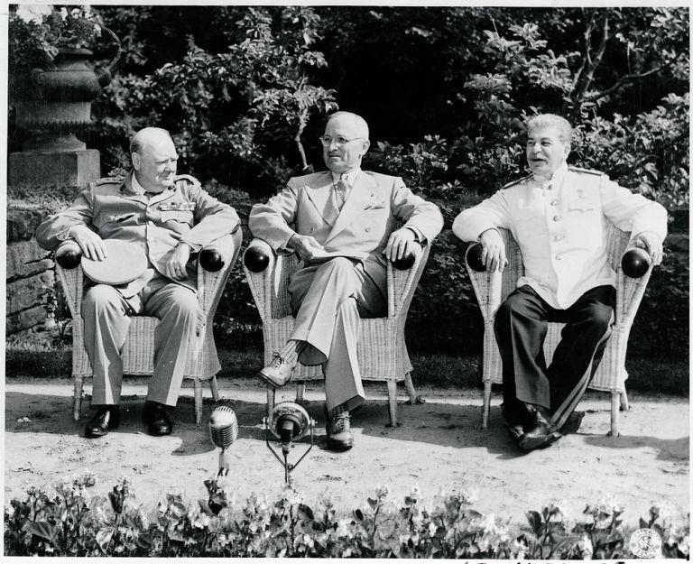 75 χρόνια από τη διαίρεση της Ευρώπης | tovima.gr