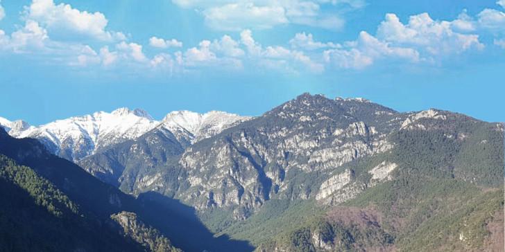 Ο Όλυμπος βρίσκεται στην κορυφή της επισκεψιμότητας έως και 90% | tovima.gr