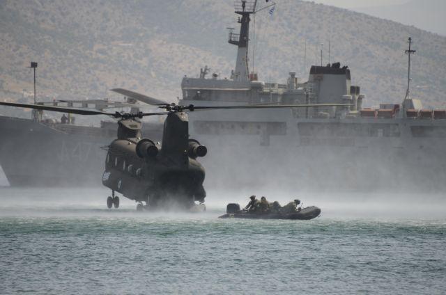 Ηχηρό μήνυμα αποτροπής στέλνουν οι Ειδικές Δυνάμεις | tovima.gr