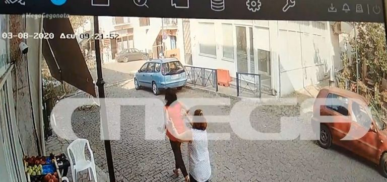 Πρώτη Σερρών: Μπροστά στη μητέρα του πιλότου έπεσε το αεροπλάνο | tovima.gr