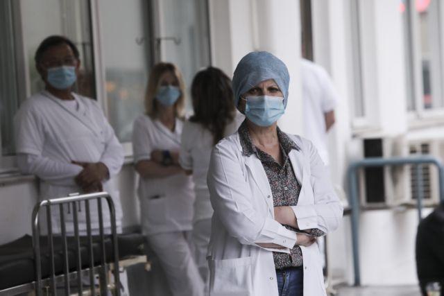 Κορωνοϊός: Δύο νεκροί και 77 νέα κρούσματα   tovima.gr