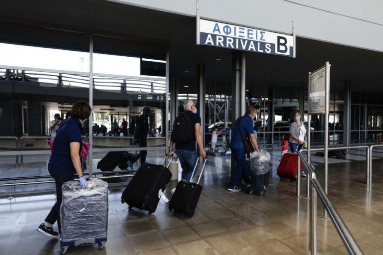 Κορωνοϊός: Τεστ μοριακής ανίχνευσης στο αεροδρόμιο «Μακεδονία»   tovima.gr
