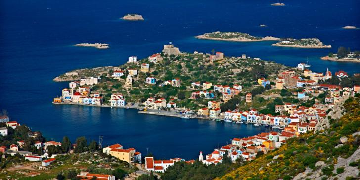Στο Καστελλόριζο για διακοπές | tovima.gr