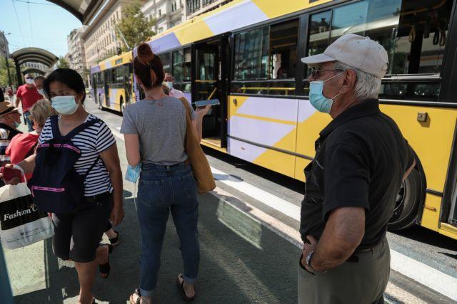 ΜΜΜ: Καθυστερήσεις, συνωστισμός και έλεγχοι για μάσκες | tovima.gr