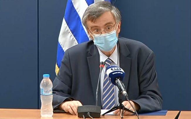 Τσιόδρας: Δεν θα λυγίσουμε, θα τα καταφέρουμε | tovima.gr