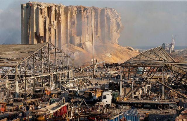 Βηρυτός – Βίντεο : Η καταστροφή από ψηλά | tovima.gr