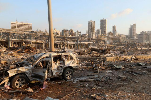 Βηρυτός : Εκατόμβη νεκρών, χιλιάδες τραυματίες | tovima.gr