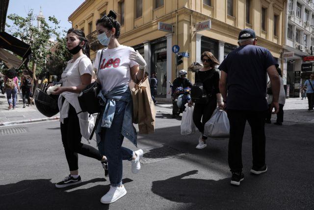 Κοροναϊός : Συναγερμός για τον συνωστισμό των νέων | tovima.gr