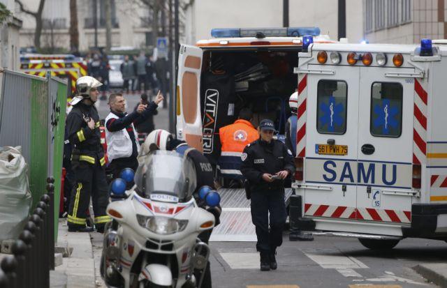 Γαλλία : Περιστατικό ομηρίας σε τράπεζα στη Χάβρη | tovima.gr