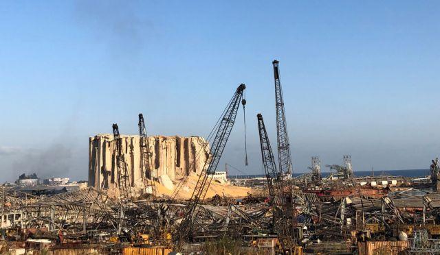 «Βιβλική» η καταστροφή στη Βηρυτό | tovima.gr