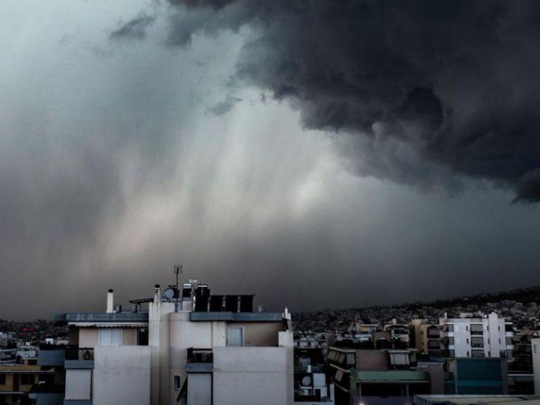 Κακοκαιρία «Θάλεια»: Πού θα χτυπήσει τις επόμενες μέρες