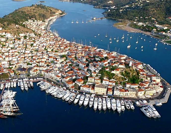 Κορωνοϊός: Εκτακτα μέτρα στον Πόρο μετά την έξαρση κρουσμάτων   tovima.gr