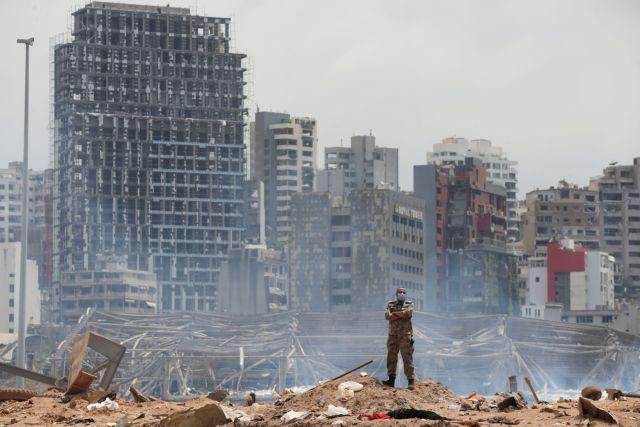 Βηρυτός: Ομάδα εμπειρογνωμόνων στέλνει η Interpol | tovima.gr