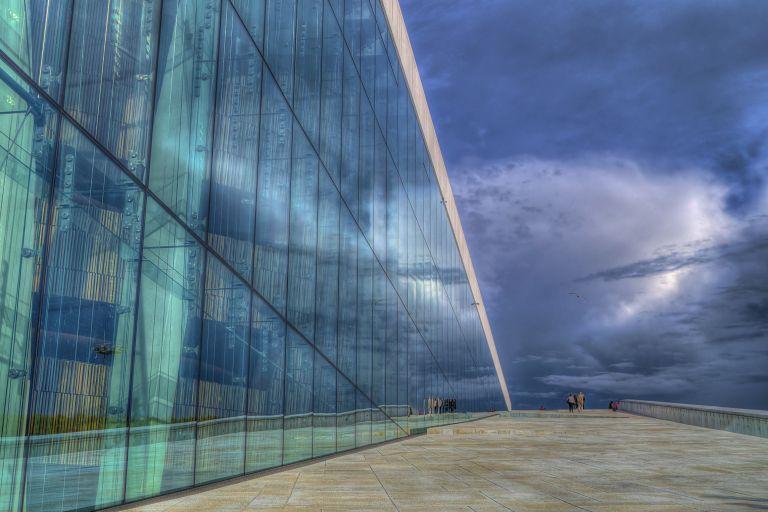 Oslo Opera House: Ενα «παγόβουνο» γεμάτο μουσική | tovima.gr