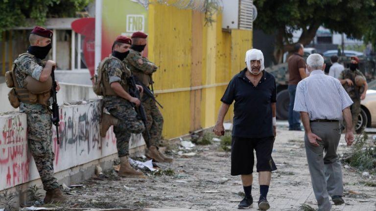 Βηρυτός: Θρήνος και οργή στη λιβανική πρωτεύουσα | tovima.gr