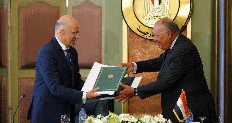 Στις 25 Αυγούστου η κύρωση της ΑΟΖ με Αίγυπτο | tovima.gr