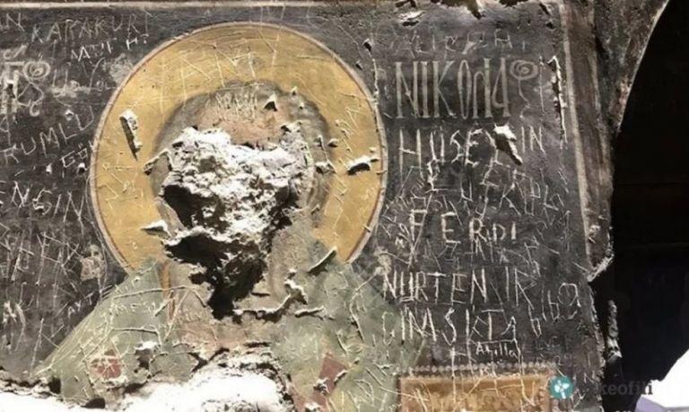 Καταγγελίες για βανδαλισμούς στην Παναγία Σουμελά | tovima.gr