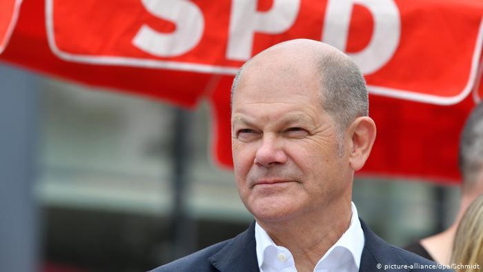 Ο Όλαφ Σολτς υποψήφιος καγκελάριος του SPD | tovima.gr