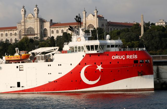 Συρίγος στο Mega : Οι Τούρκοι θα επιχειρήσουν να μπουν στην ελληνική υφαλοκρηπίδα   tovima.gr