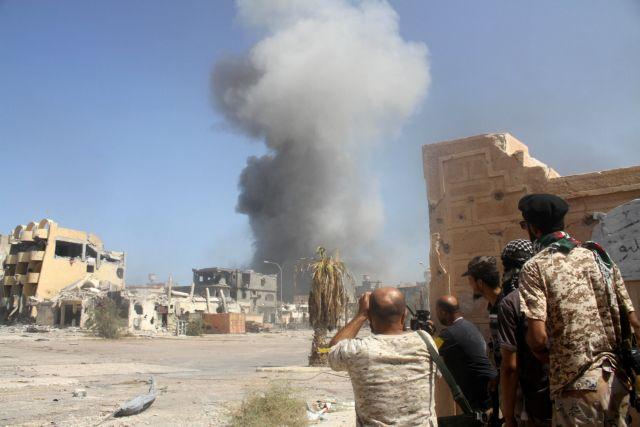 Λιβύη: Αεροπορική επιδρομή του Χάφταρ εναντίον τουρκικών συστημάτων αεράμυνας   tovima.gr