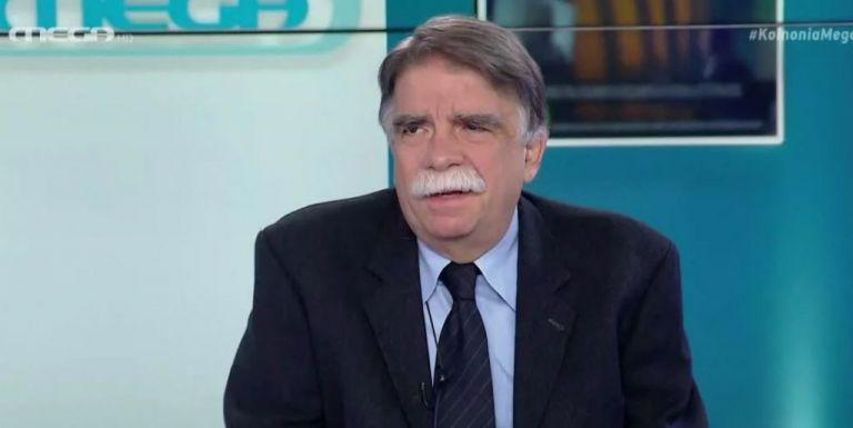 Βατόπουλος στο MEGA: Περιορισμοί στα μπαρ άλλως γενικό lockdown | tovima.gr
