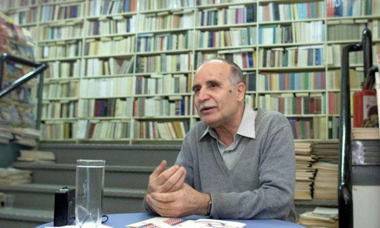 Ντίνος Χριστιανόπουλος: Την Πέμπτη η κηδεία του σπουδαίου ποιητή | tovima.gr