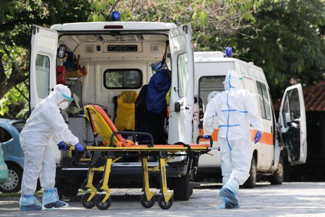 Κορωνοϊός: 5 νεκροί σήμερα -Πέθανε και 2η τρόφιμος του οίκου ευγηρίας   tovima.gr
