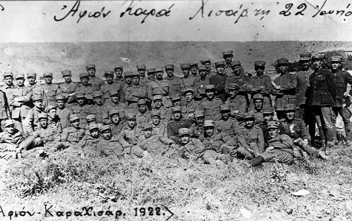 Μικρασία, 13 Αυγούστου 1922 : Η αρχή του τέλους   tovima.gr