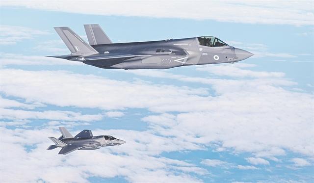 Η δύσκολη εξίσωση των F-35 | tovima.gr